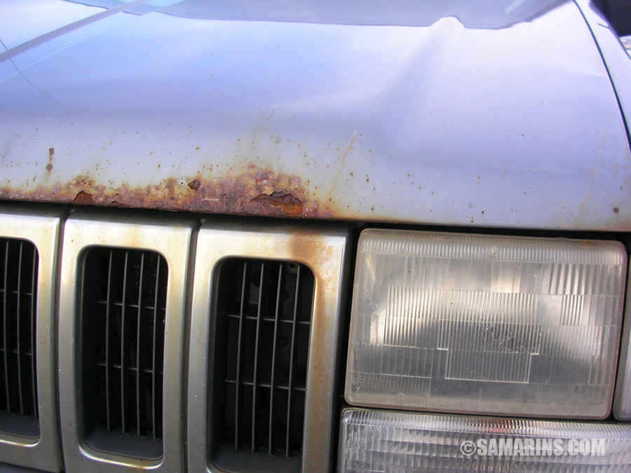 How To Spot Signs Of Accident Repair Rust Or Paint Job