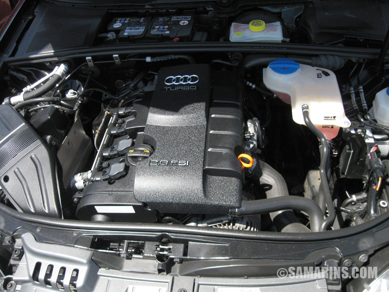 How to check the engine when buying a used car