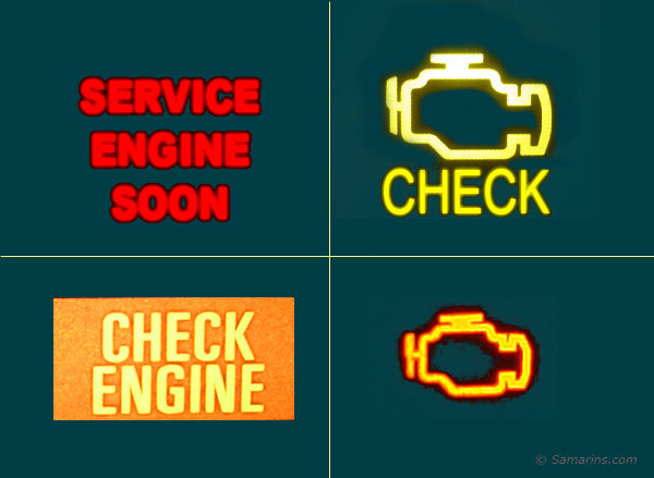 Check Engine Light What To Check Common Problems Repair