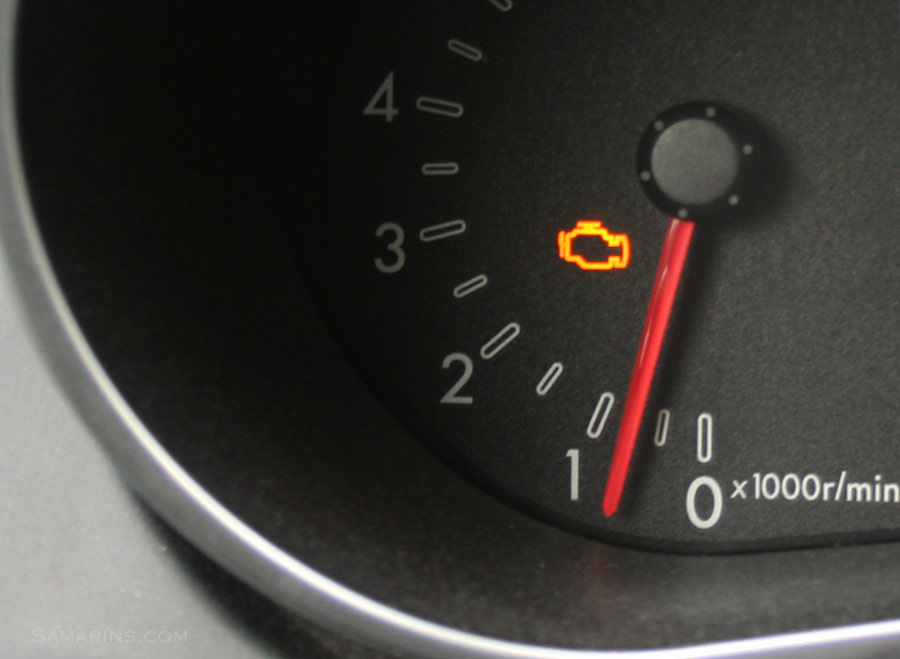 Check Engine light: what to check, common problems, repair ...