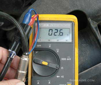 Code P0135 - Heated Oxygen Sensor Heater Circuit Malfunction (Bank1