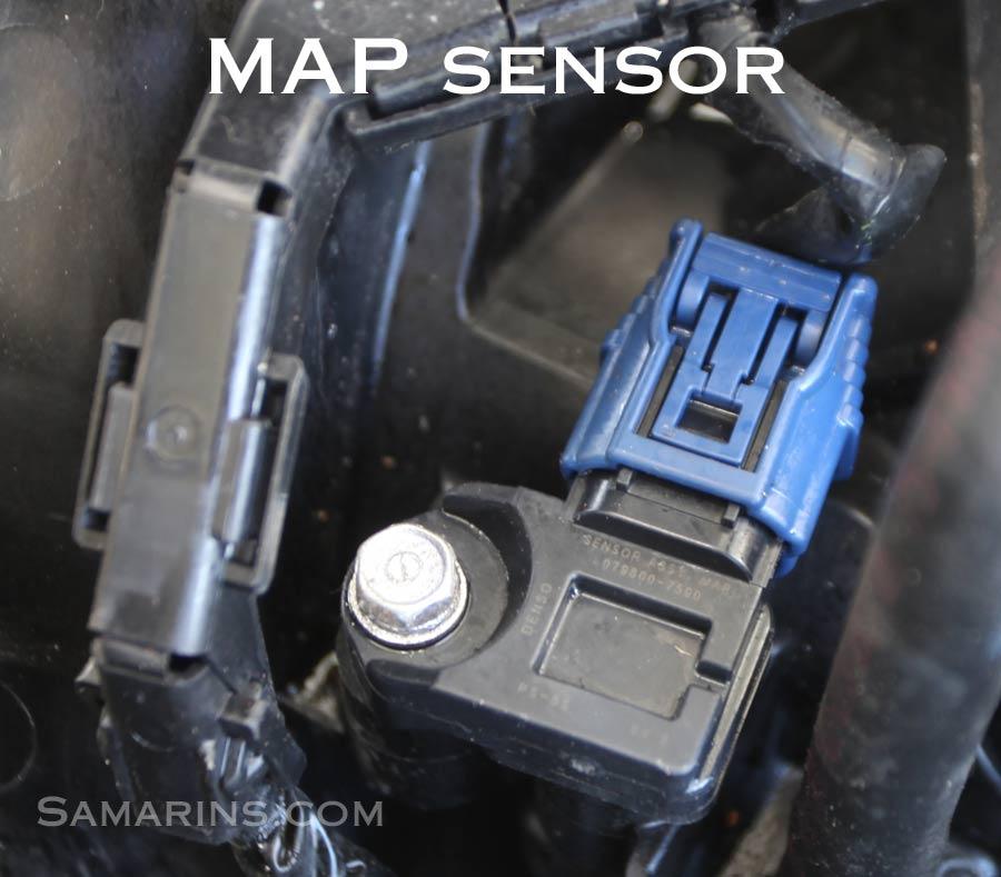 P0106 Manifold Absolute Pressure/Barometric Pressure