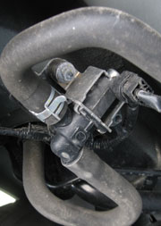 EVAP canister vent valve