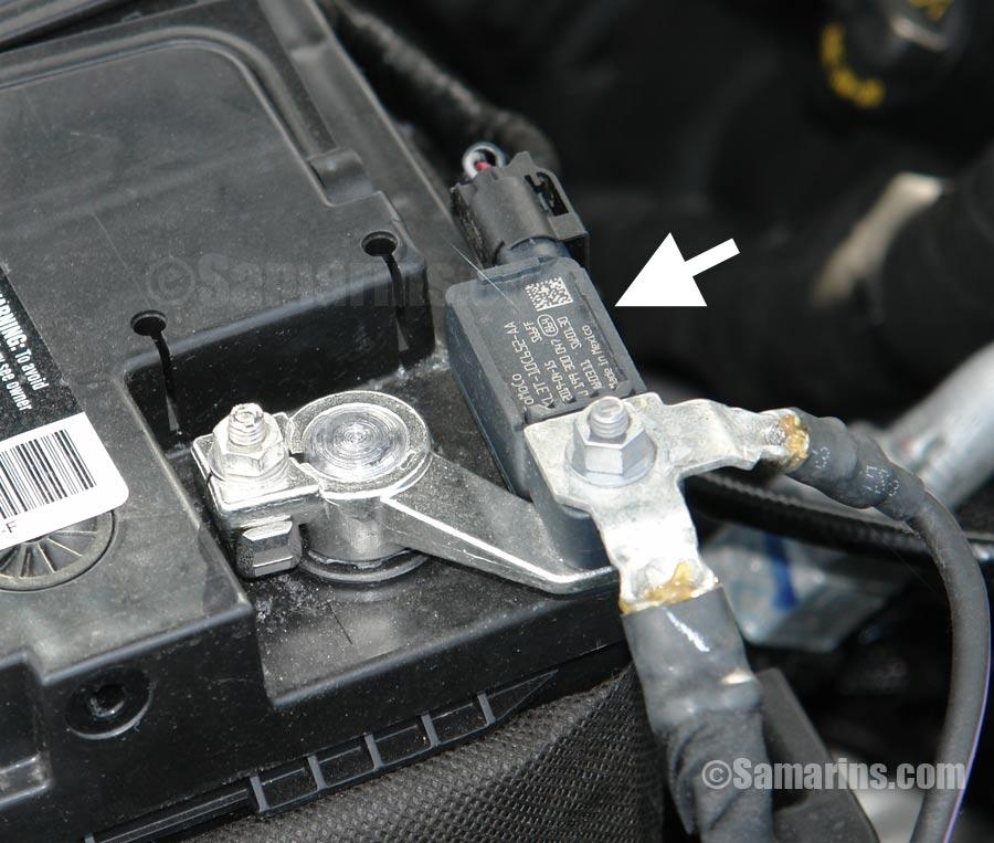 battery sensor   works problems checking battery
