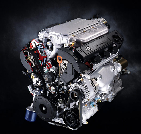 ohv ohc sohc and dohc twin cam engine automotive illustrated acura tl 3 2l sohc v6