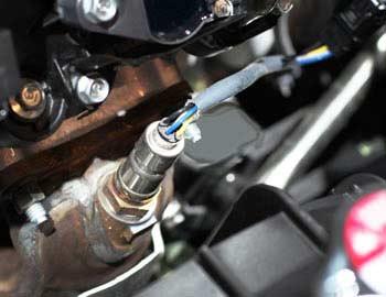 Air Fuel Ratio  AF  Sensor  how it works  problems  testing
