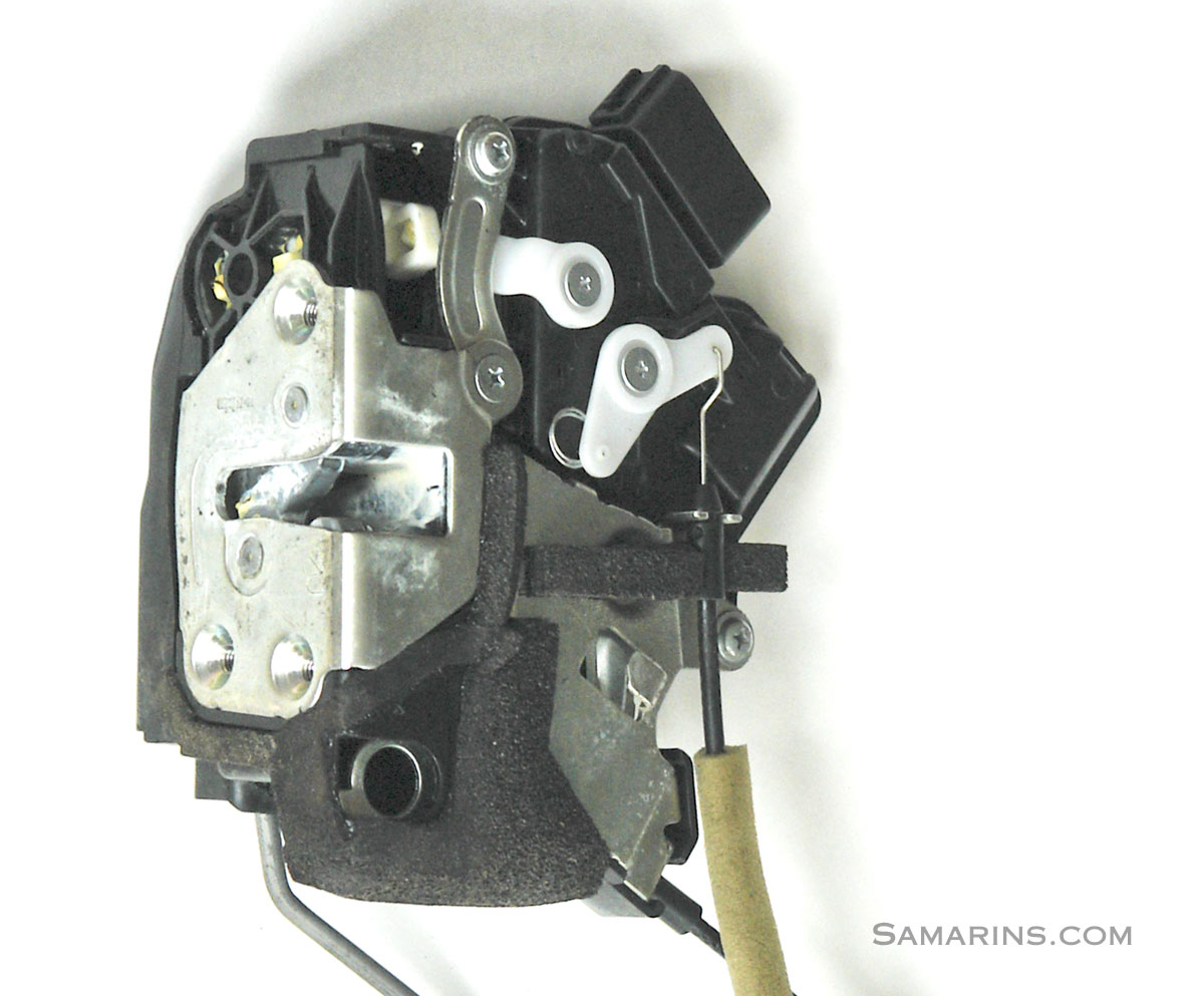 Door Lock Actuator Large on 2003 Mazda Tribute Wiring Diagram