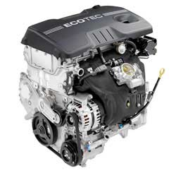 Chevrolet Equinox 2.4L Ecotec engine