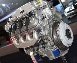 GM LSA 6.2L V8 engine