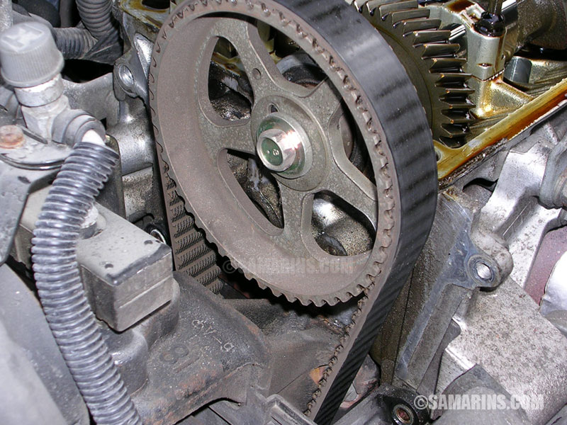 Timing Belt  Problems  Tensioner  What Happens If It Breaks  When To Replace