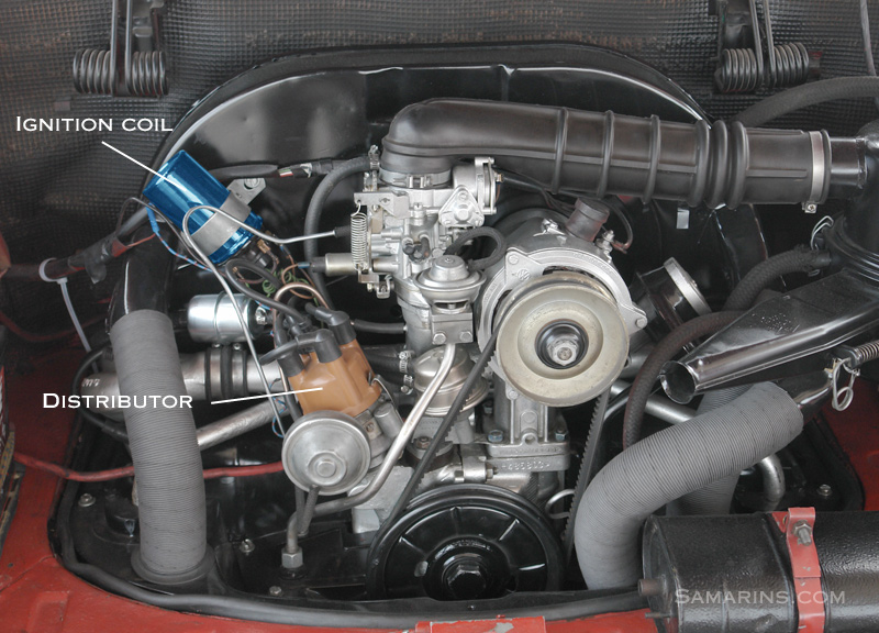 Ignition coil: problems, when to replace, repair costs