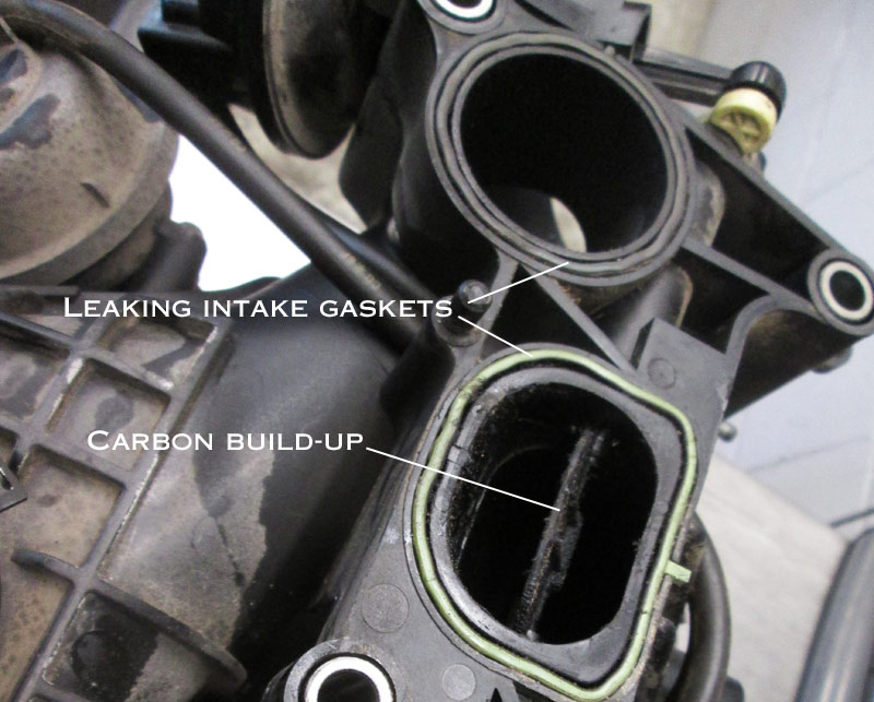 Intake Manifold, how it works, common problems, diagnostic