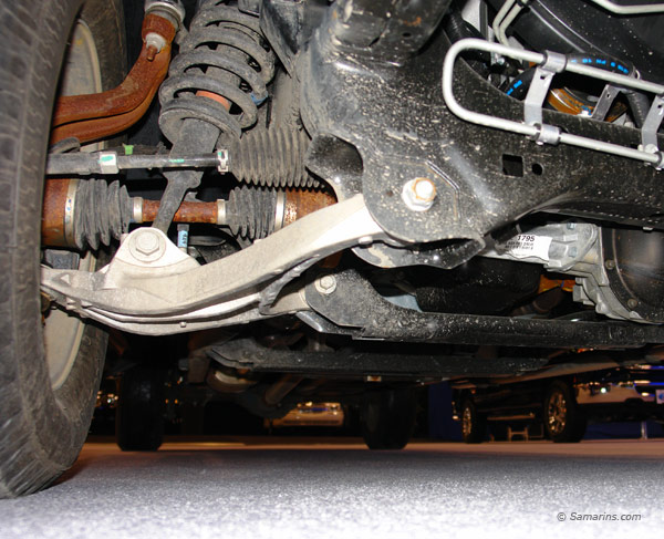 Lower Control Arm Large
