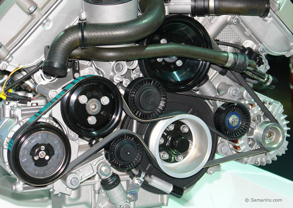 Serpentine Belt Tensioner Problems Signs Of Wear When