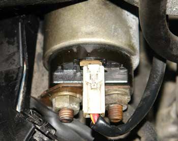 Starter motor  starting system  how it works  problems