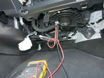 Testing Blower Motor Voltage on 2004 Wrx Subaru Ecu Wiring Diagram