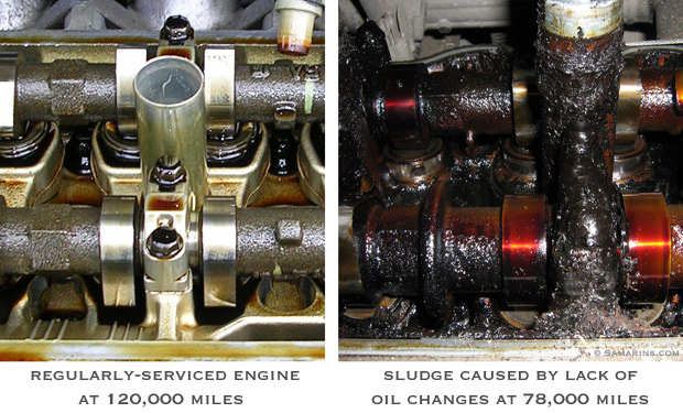 Synthetic Vs Regular Oil >> How to maintain your engine: steps with photos
