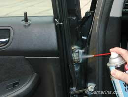 Car Door Hinge Lubricant Free Door Hinge Grease Door