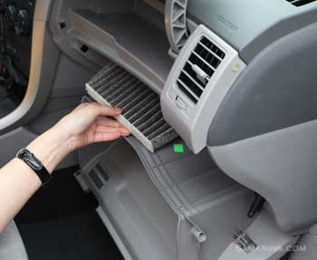 How to clean car interior: fabric seats, leather, carpet