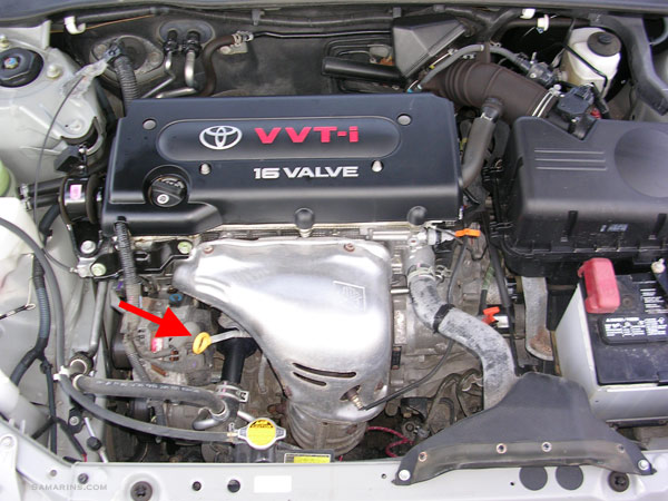 How To Maintain Your Engine Steps With Photos