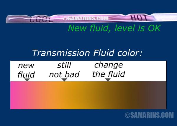 manual transmission fluid change interval