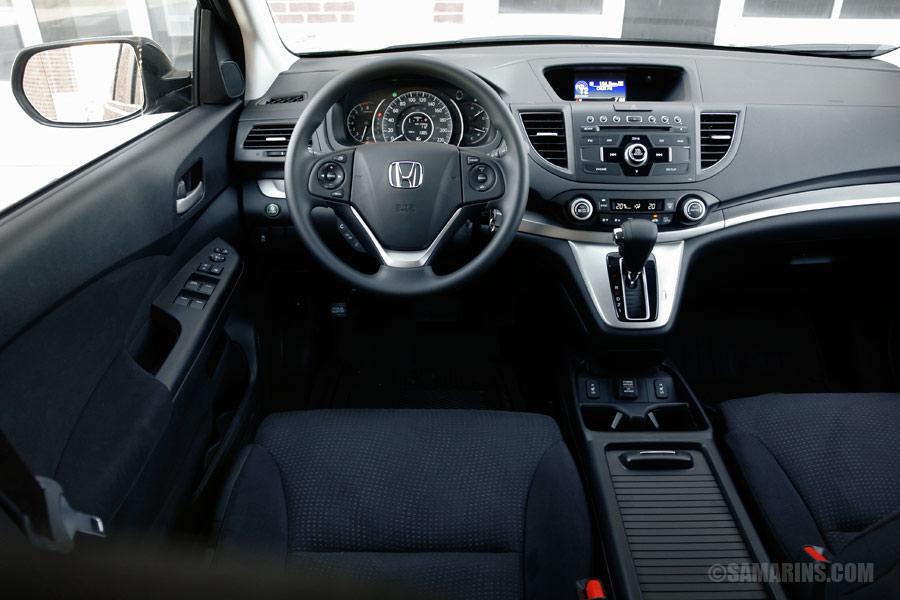 Honda CR-V 2012-2016: problems, fuel economy, engine, interior photos