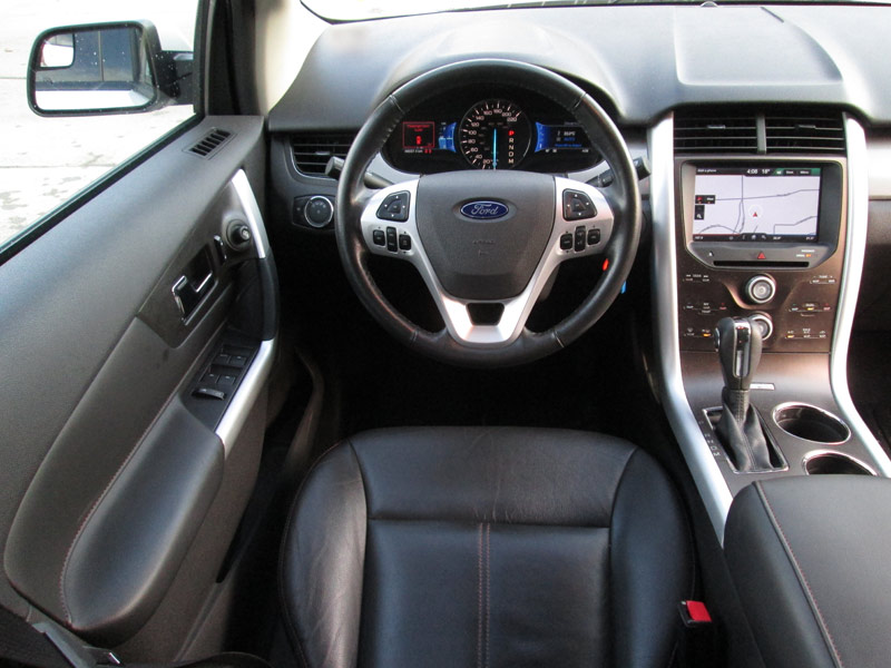 Ford Edge 2007-2014: engines, AWD system, problems and fixes