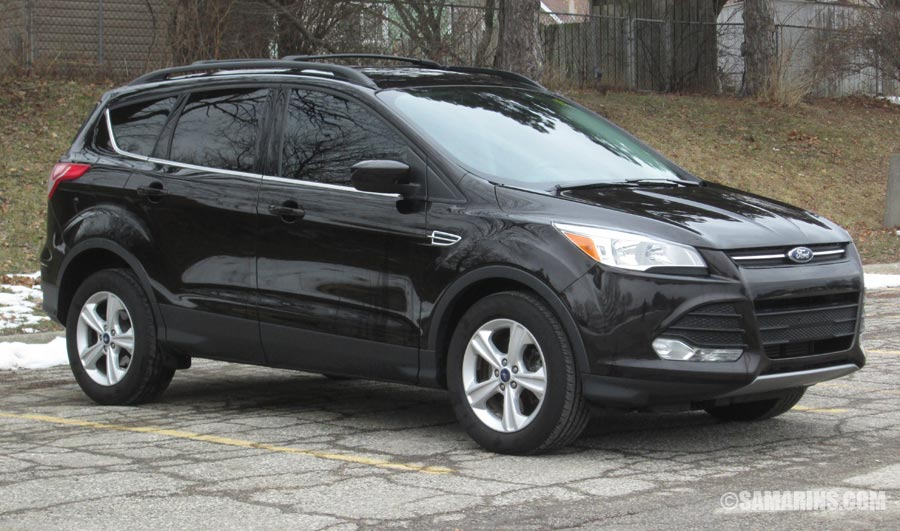 2013-2018 Ford Escape: problems and fixes, fuel economy, 4WD