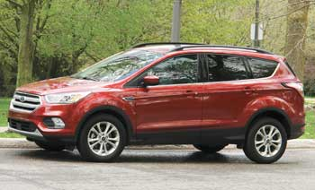 2013-2018 Ford Escape: problems and fixes, fuel economy, 4WD system