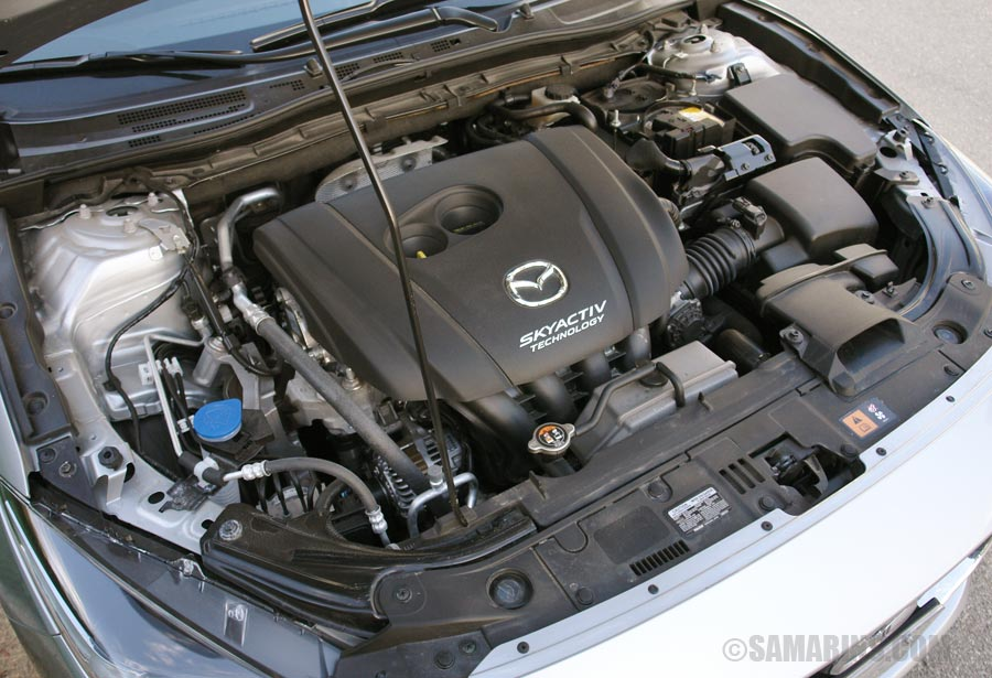 Mazda 3 2014-2018: problems, interior photos, engine, pros