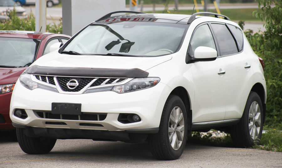 Nissan Murano 2009-2014: problems, engine, fuel economy, AWD