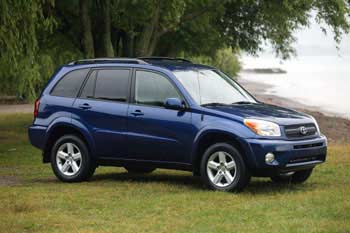Toyota RAV4 2001-2005: problems and fixes, fuel economy