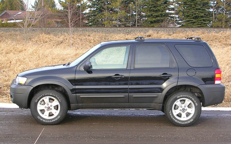 2001 2007 ford escape expert review rh samarins com Ford Focus SE Manual Ford Repair Manual 2003