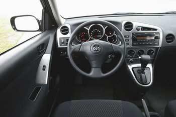 Toyota Matrix 2005. Photo: Toyota Canada