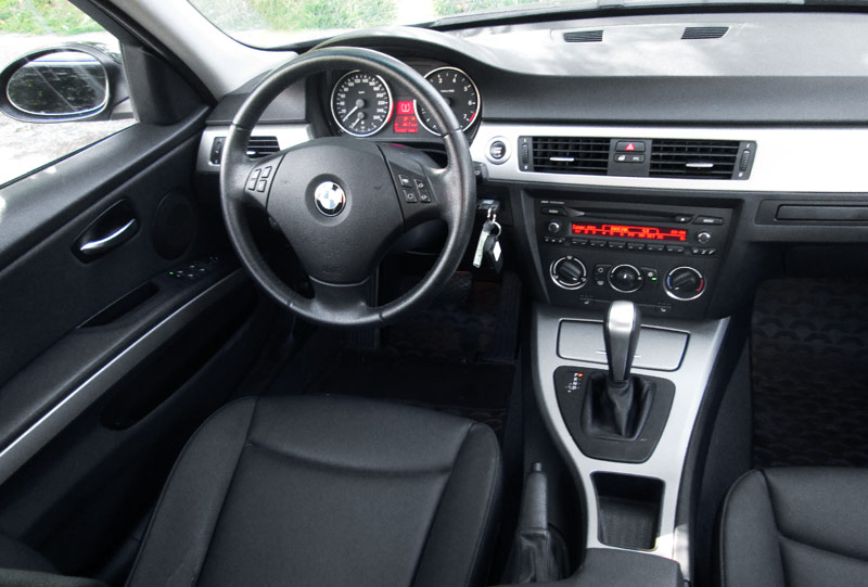 High Quality BMW 3 Series Interior Ideas
