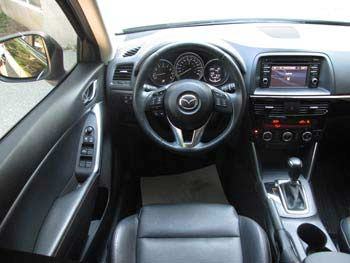 Mazda Cx 5 2013 2016 Engine Fuel Economy Driving
