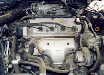 Honda Accord 2.3-liter VTEC engine