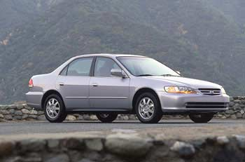 Honda Accord 1998 2002: Problems, Timing Belt Or Chain, Fuel Economy,  Engine, Specs