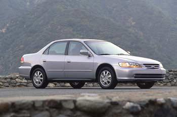 Used Honda Accord 1998 2002 Expert Review