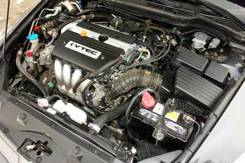 Honda Accord 2 4l 4 Cylinder K24 Engine