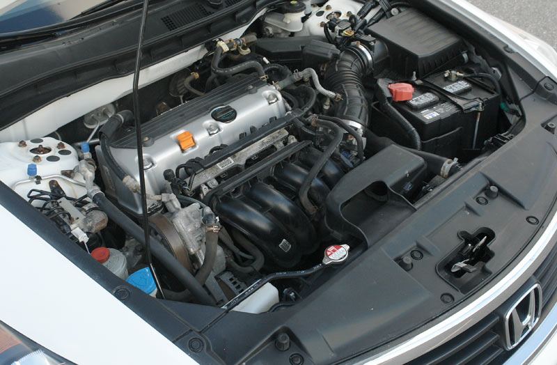 Honda Accord 2 4l 4 Cylinder Engine