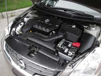 Nissan Altima 2007 2012 Fuel Economy Problems Lineup