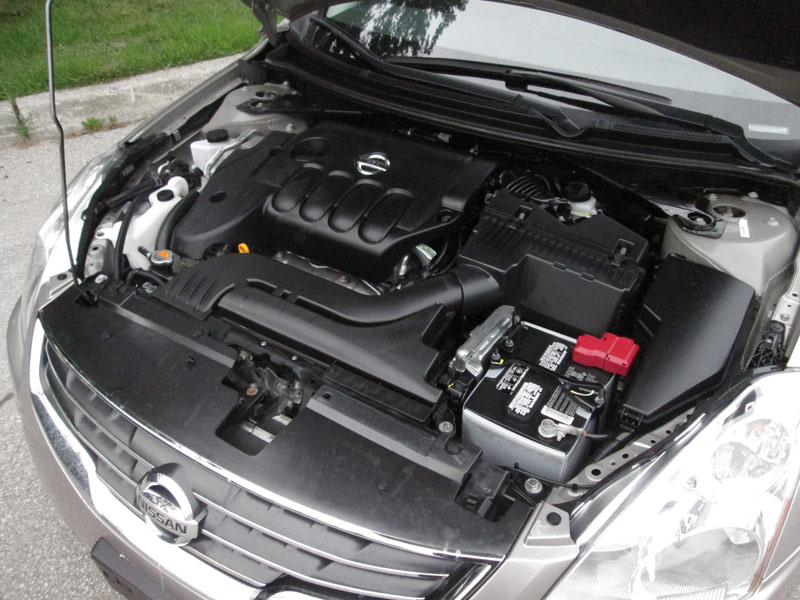 2003 nissan altima troubleshooting