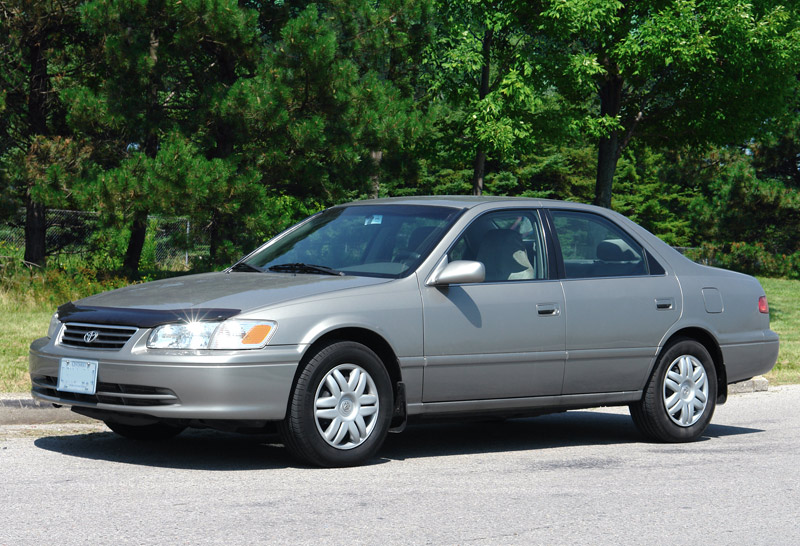 Toyota Camry 1997 2001 Problems Fuel Economy Driving Experience Photos
