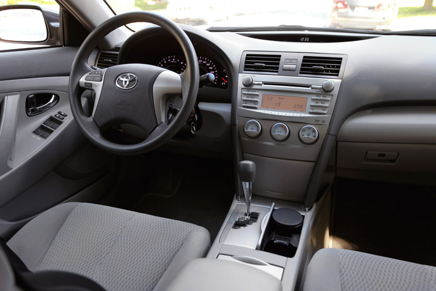 toyota camry 2007 2011 engine fuel economy interior