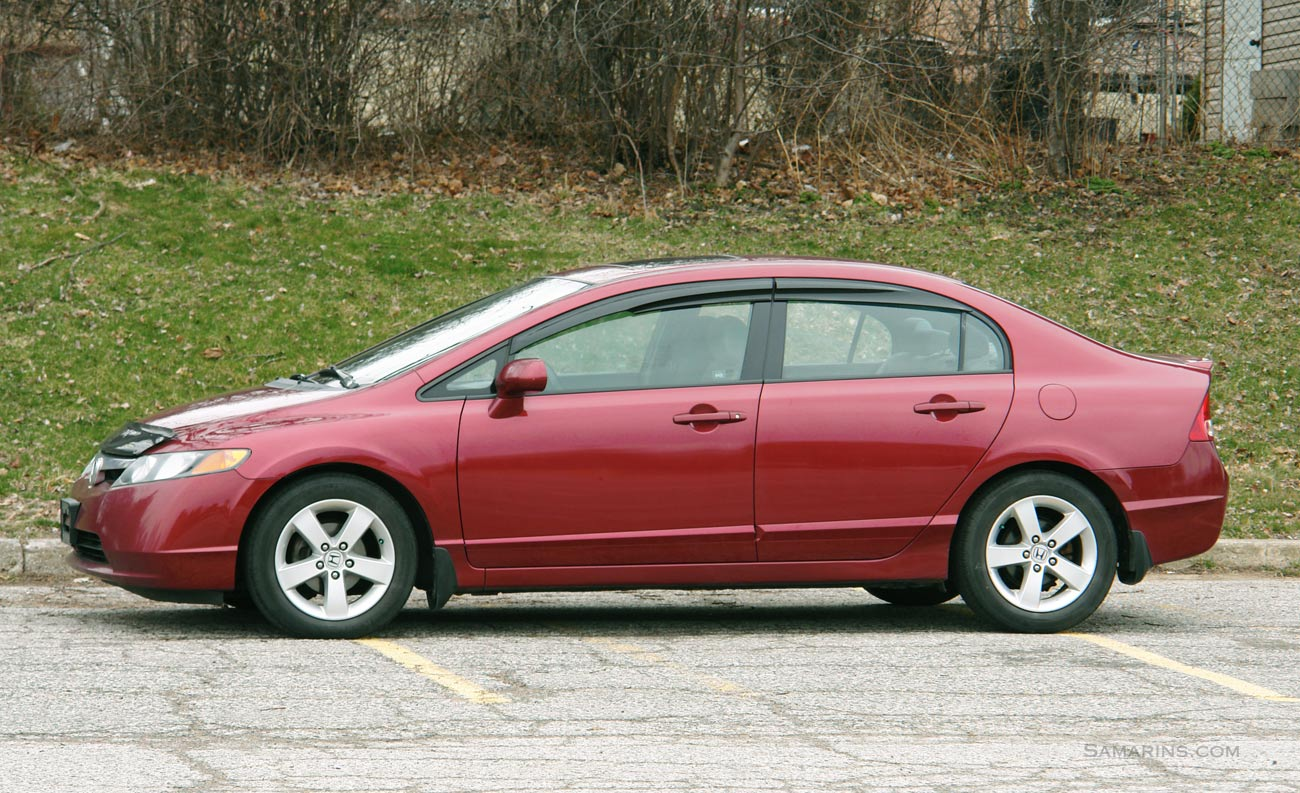Charming 2008 Honda Civic