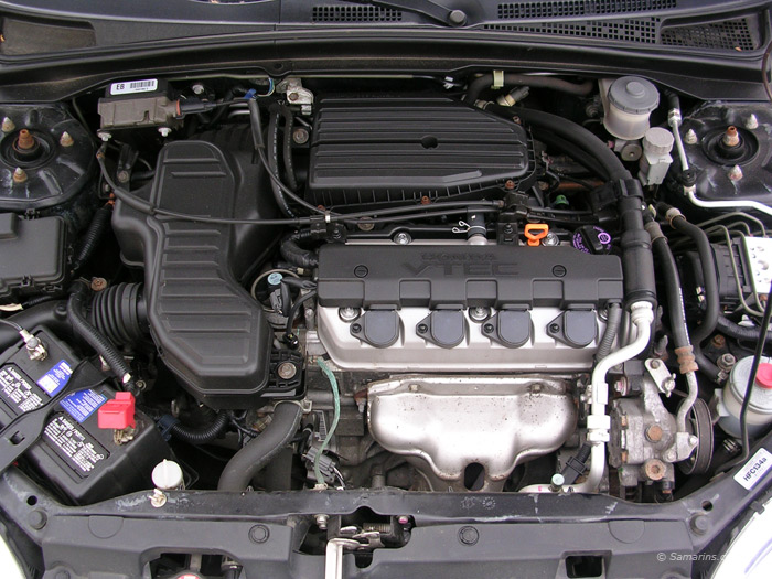 2005 Honda Civic Engine: Honda Engine 1 3 L Diagram At Outingpk.com