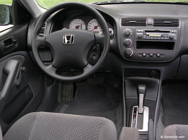 Honda Civic 20012005 expert review