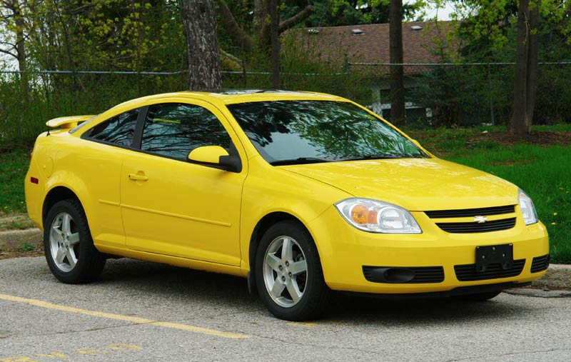 Chevrolet Cobalt Common Problems Fuel Economy Photos Specs