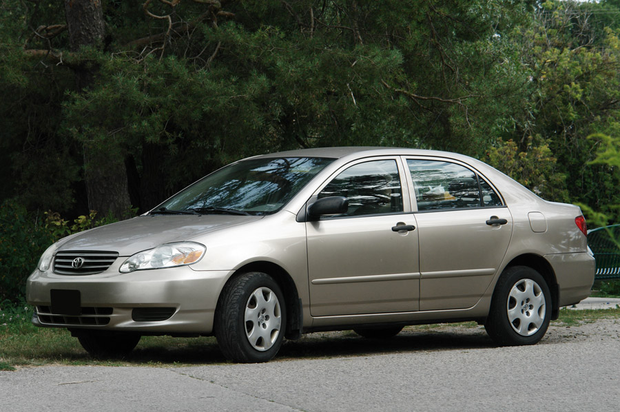 used toyota corolla 2003 2008 expert review rh samarins com 2005 toyota corolla user manual 2006 toyota corolla user manual pdf